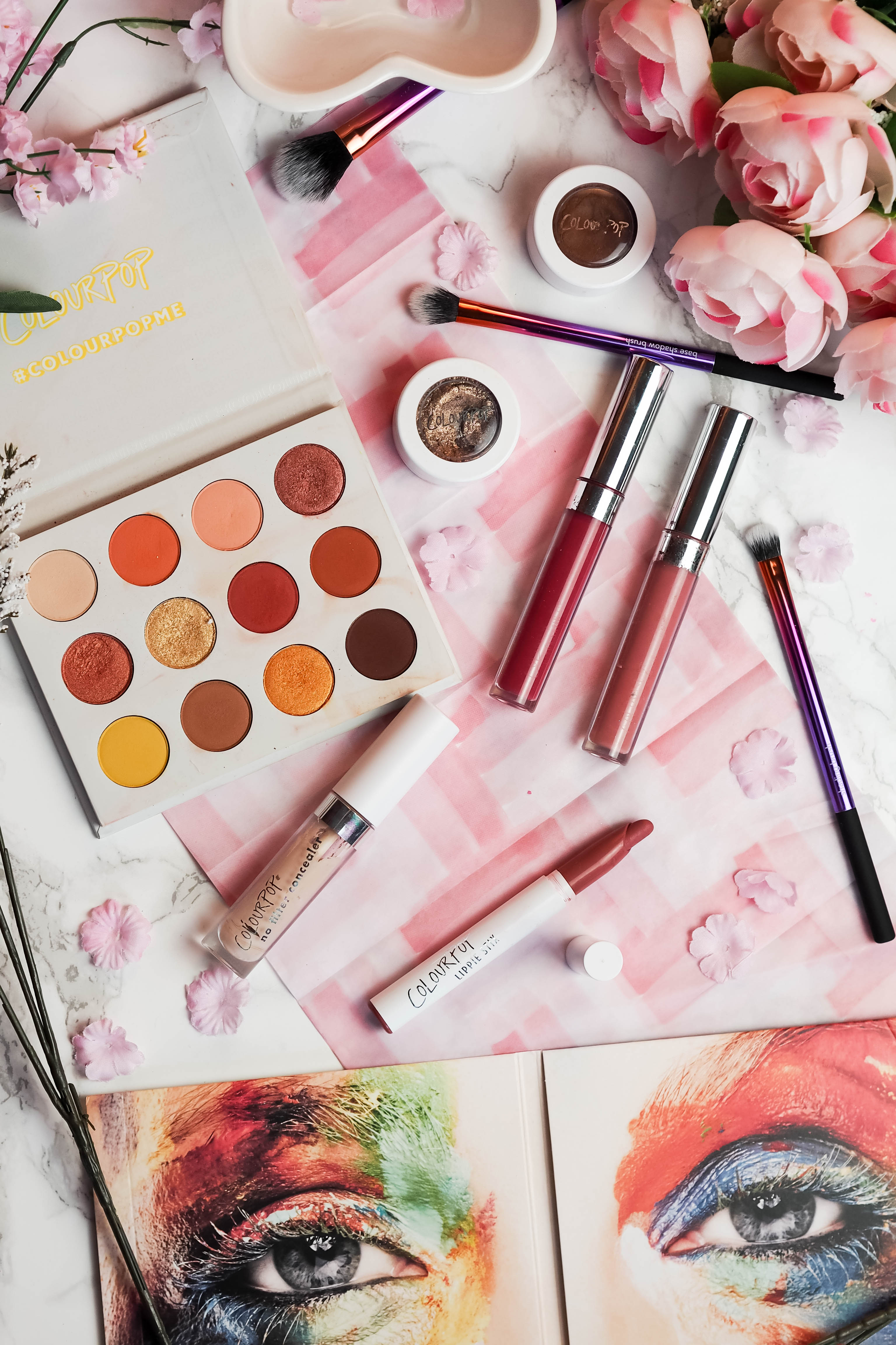 5 to try from Colourpop