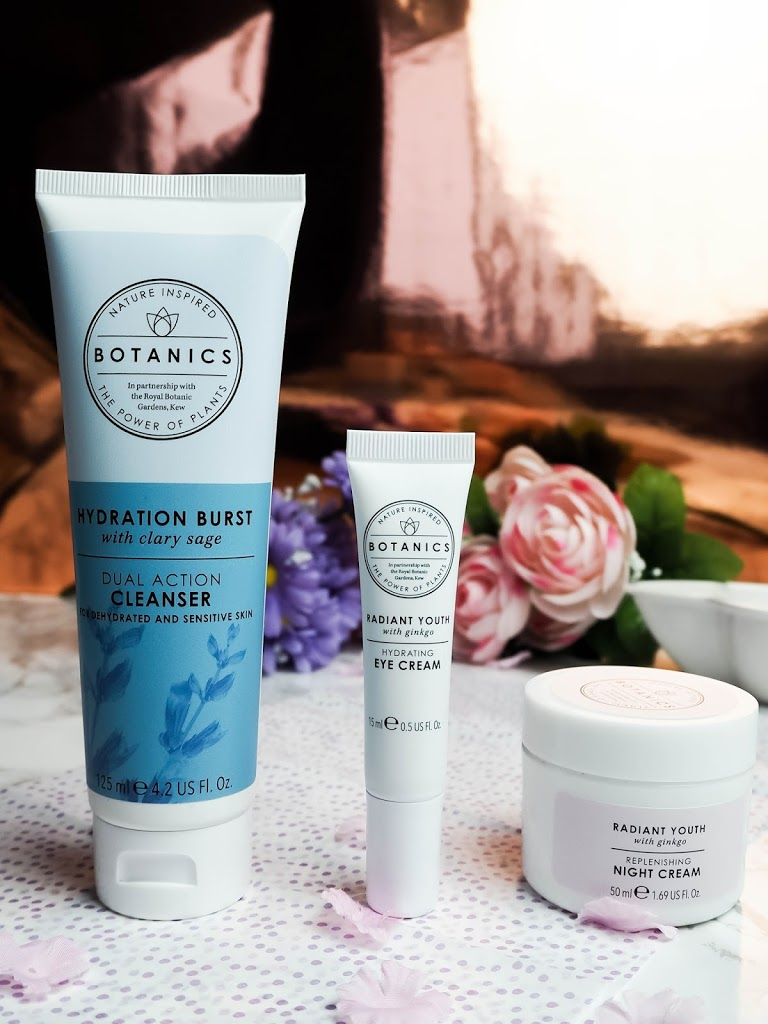 Botanics new skincare additions
