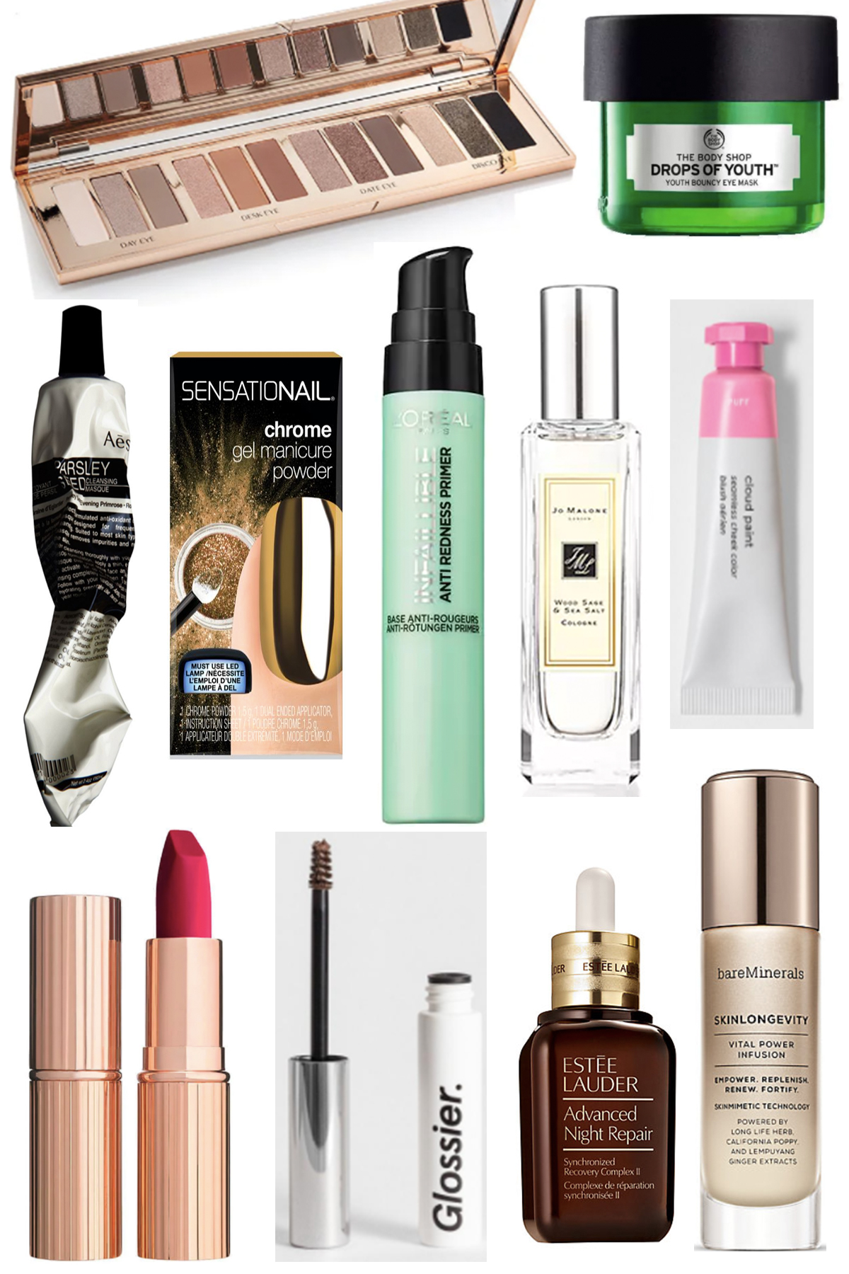 February beauty wishlist
