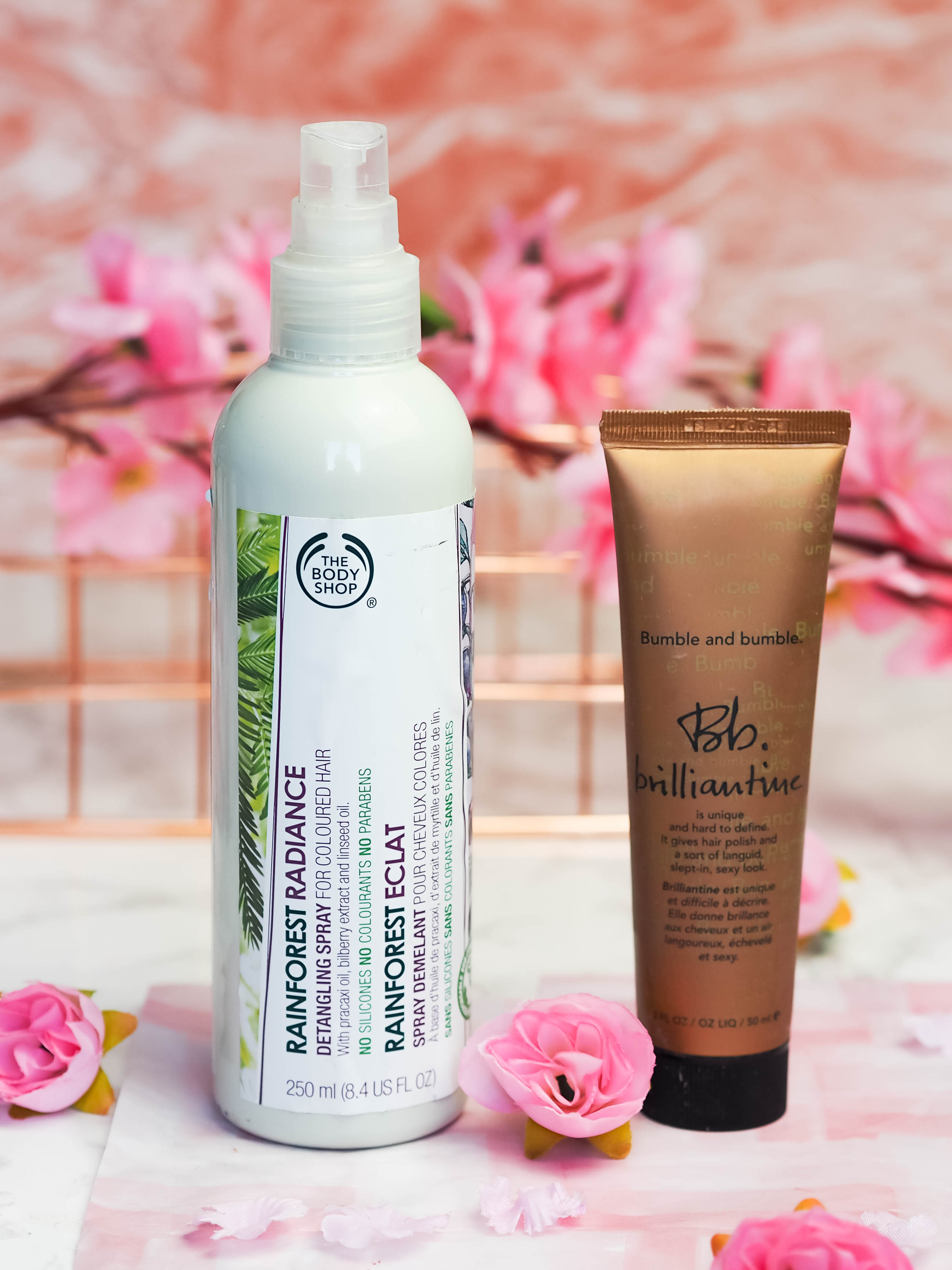 haircare must-haves